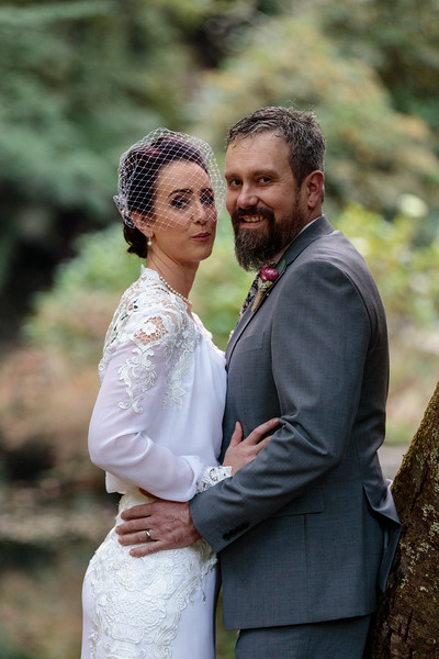 Bronwyn and Dieter - Wedding