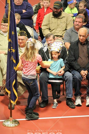 2017 Veterans Day Ceremonies