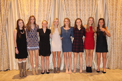 All-State Cross-Country Team Banquet