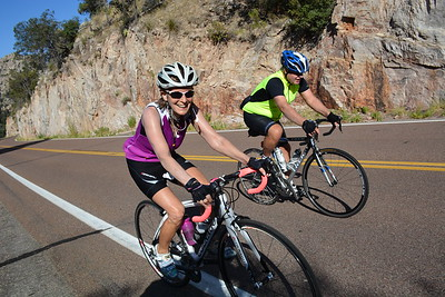 Large Group Rides - Not races