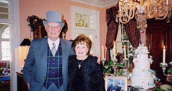 Gene and Margret's 50th Anniversay 2003