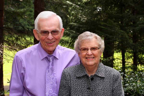 3-10-13 Ev & Emmy's 64th Wedding Anniversary