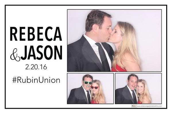 Rebeca and Jason 2.20.16