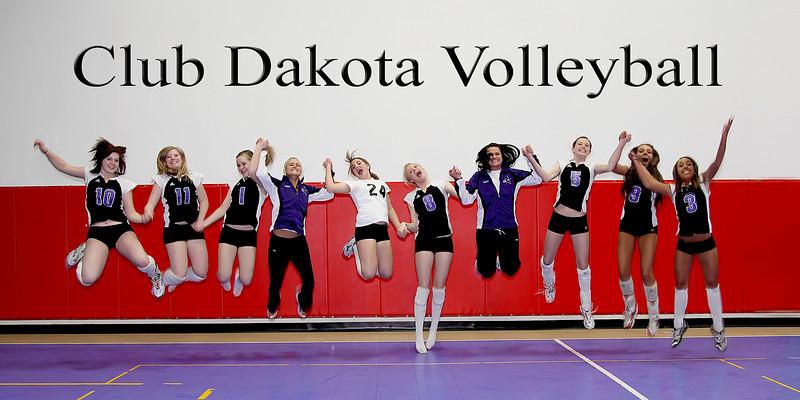 Club Dakota 16-1 Team Photos