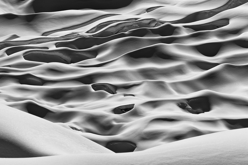 Glacier Waves - Nepal