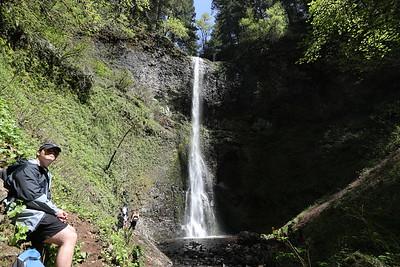 10 Silver Falls 04 Double Falls