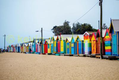 Brighton Beachboxes