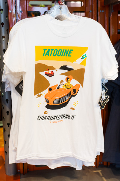 Star Wars T-Shirt Episode IV - Epcot Walt Disney World