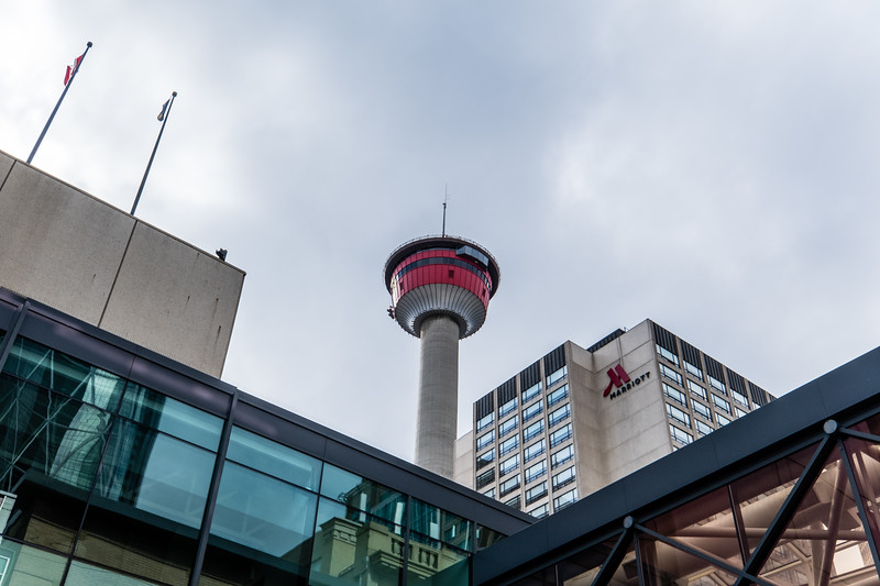 The Calgary Tower