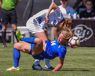 Air Force vs N. Colorado - Women's Soccer - 2016-08-21