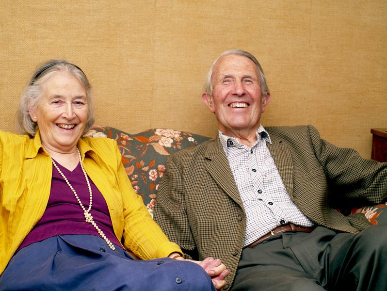 Jill and Robert Dudley