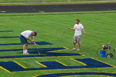 Painting the Field