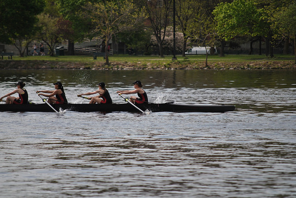 Mayday Rowing 2010