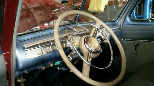 1948 Ford Super Deluxe Tudor