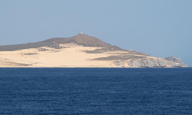 Southern tip of Baja.