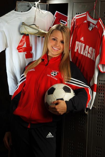 Melanie Soccer Photos
