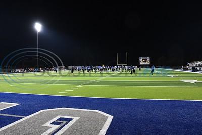 Grace Community School Football vs The Brook Hill School - SENIOR NIGHT by Melanie Johnson & Steve Mason