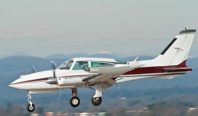 December 7, 2004: Aero Charter and Transport, Cessna T310R (N592DM) Flagstaff, AZ