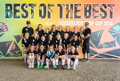2015 San Juan Nevada / Total Futbol Academy