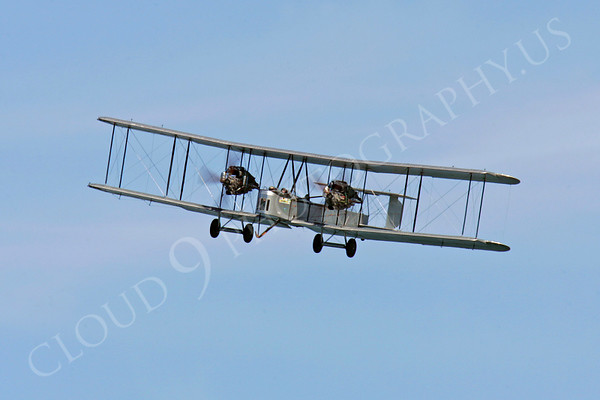 Vickers Vimy FB27 Airplane Pictures