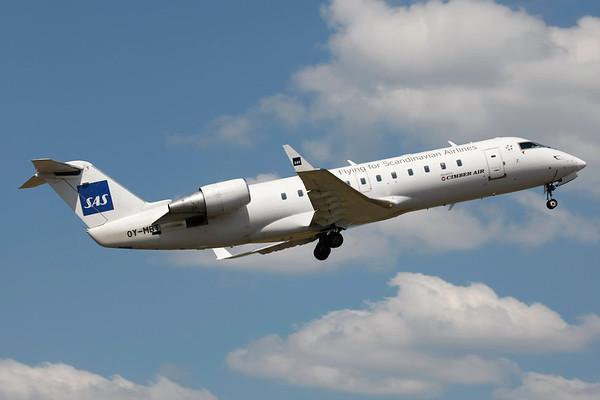 OY-MBT - Bombardier CRJ-200