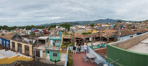 Terry's Trinidad, Cuba - Jan. 9, 2018