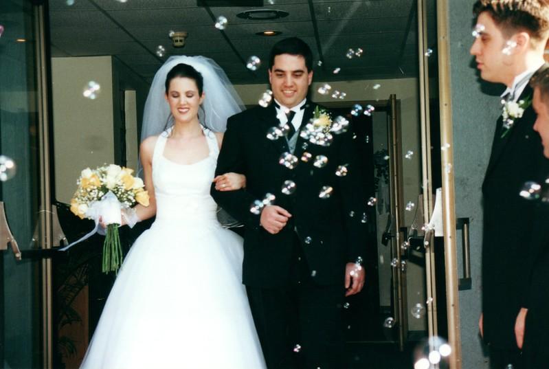 2002 Laura & Brian Wedding