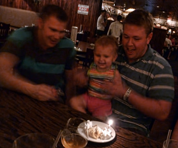 Jeff's Birthday Party July 21, 2011