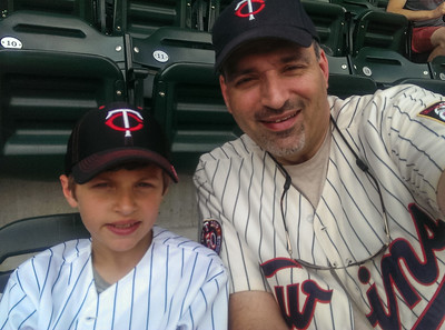 2014 Jul - Twins Game II