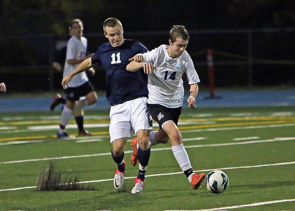 Soccer - Lakeridge Boys vs LO
