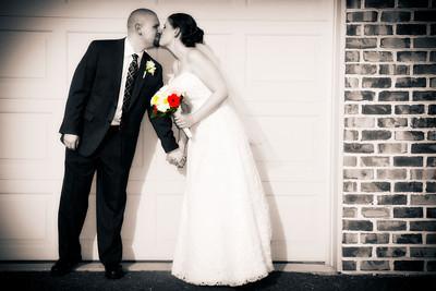 Sara & Todd
