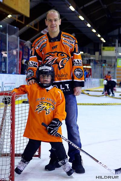 Hockeyskolen 2011 - Avsluttning
