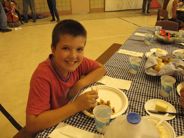 Pomfret School Benefit Dinner