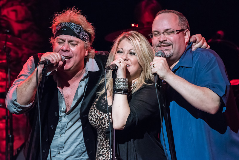 Jody Hanks, Pamela McNiell and Richard Whitman- The Fabulous Armadillo's- Mix Tape 1-Pioneer Place, St Cloud.