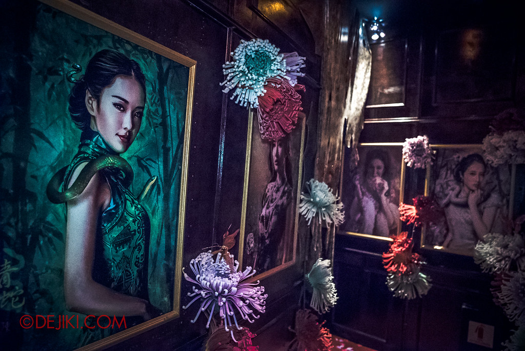 Halloween Horror Nights 6 - Hu Li's Inn / Hallway to Boudoirs 2
