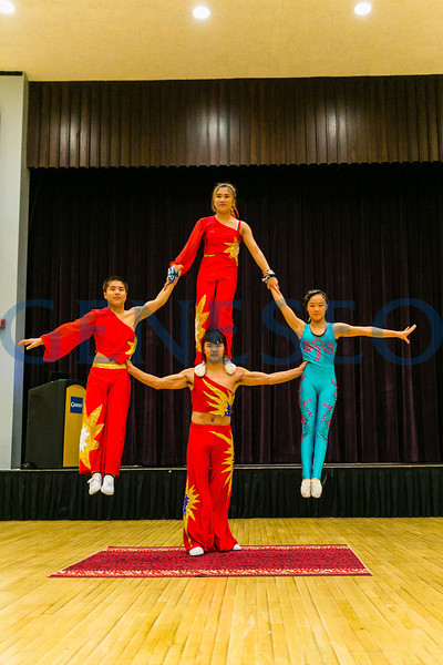 Chinese Acrobats - GLK (Photos by JB '13)