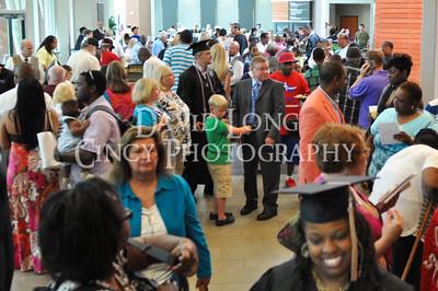 July 2013 Reception