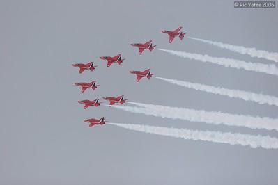 Farnborough Air Show 2006