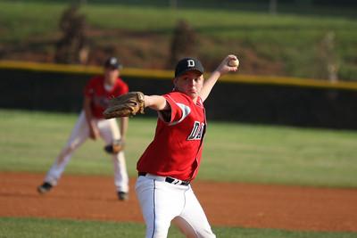 Dawg Baseball vs East Cobb Cougars, June 09