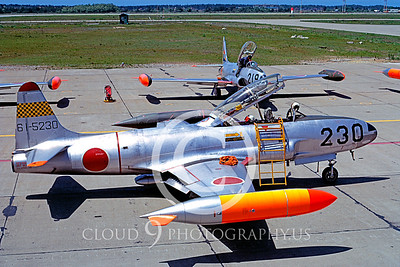 DAY-GLOW: Pictures of Military Airplanes With Bright Orange Safety Markings