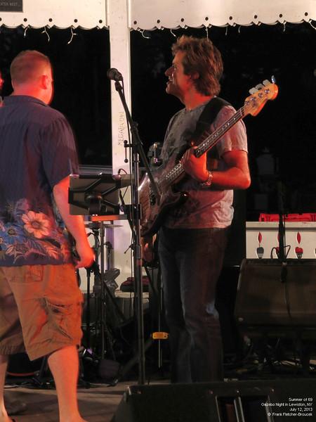 Gazebo Gary Baker Band 1 2013