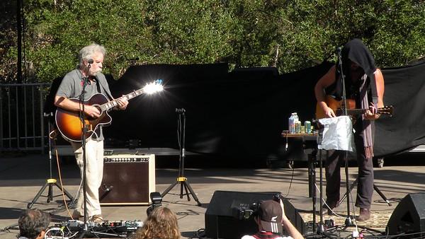Jim James Solo with Bob Weir Sitting In - Sound Summit 2017