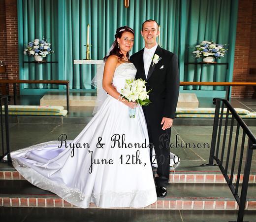 Ryan & Rhonda Wedding Album