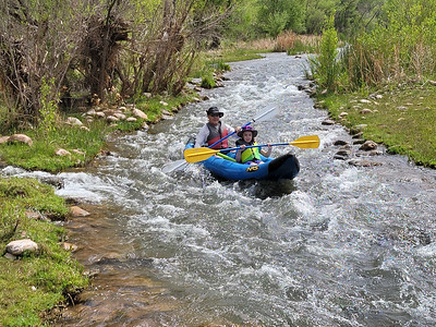 May 1, 2021 Kayaking with the Verde River Institute