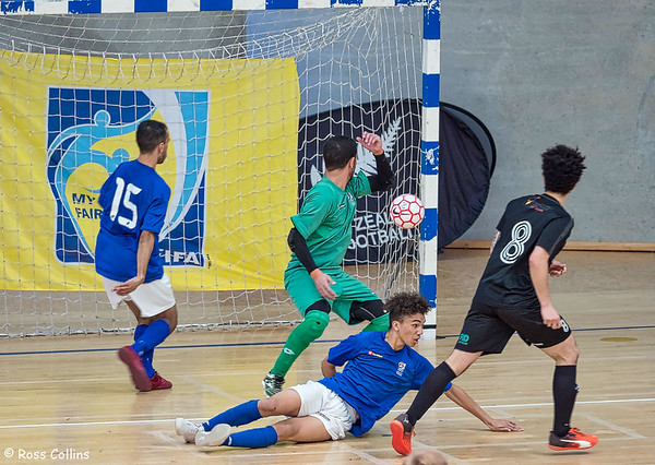 Futsal National League 2018