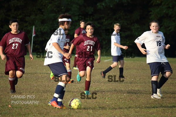 2017-18 BOYS MODIFIED SOCCER WIN CHATEAUGAY