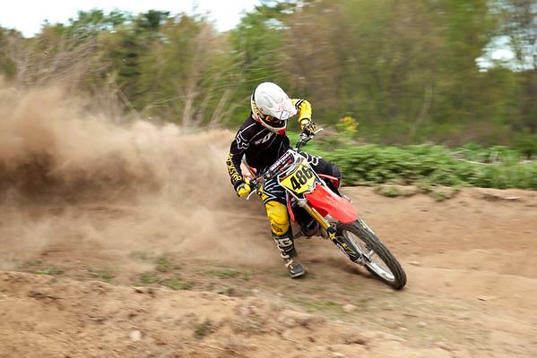 Riding May 2015