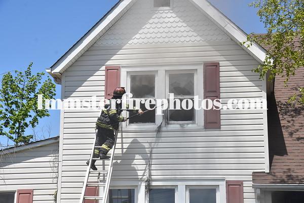 BELLMORE FD MARION ST HOUSE FIRE