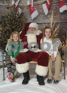 Grove Level Portraits with Santa - 2015