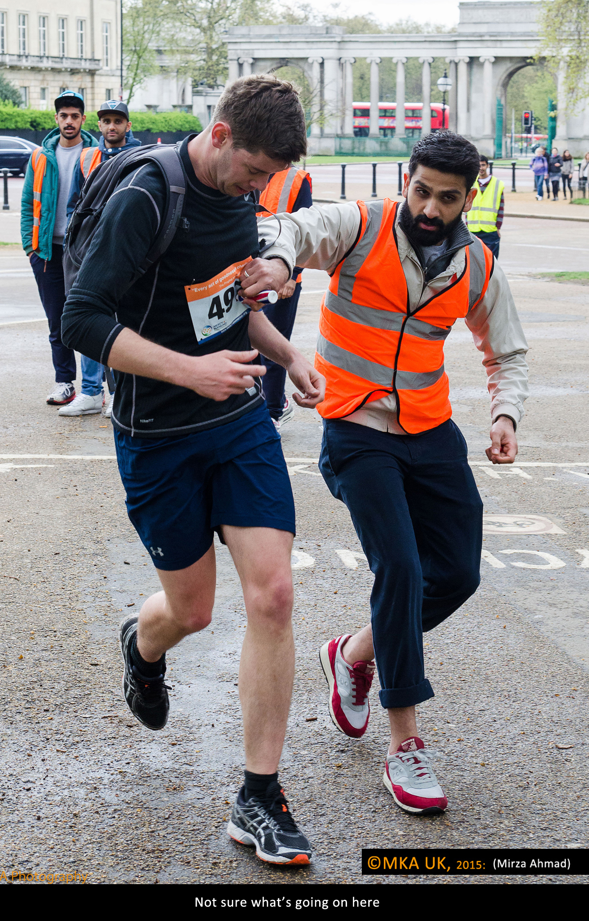 MKA Charity Challenge Hyde Park London-45